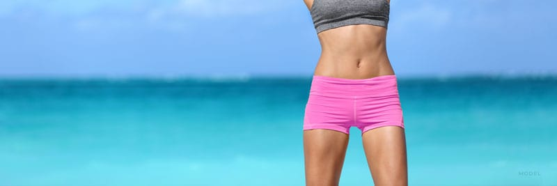 CoolTone™ technology allows men and women to sculpt and define abdominal muscles without needing to work out.